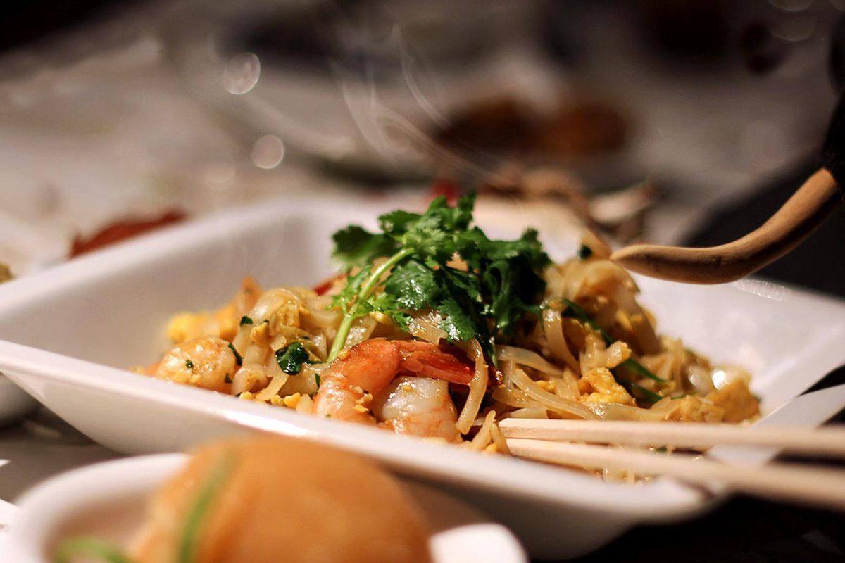 Gastronomie asiatique à emporter
